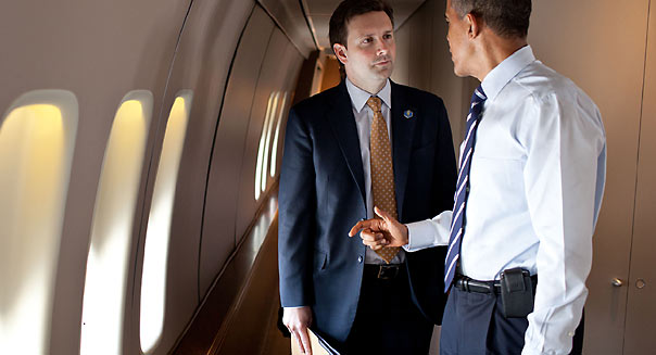 White House Principal Deputy Press Secretary Josh Earnest (L) declined to comment on why the administration made it challenging for Americans using the service to see how much wealthy taxpayers contribute toward federal spending programs.
