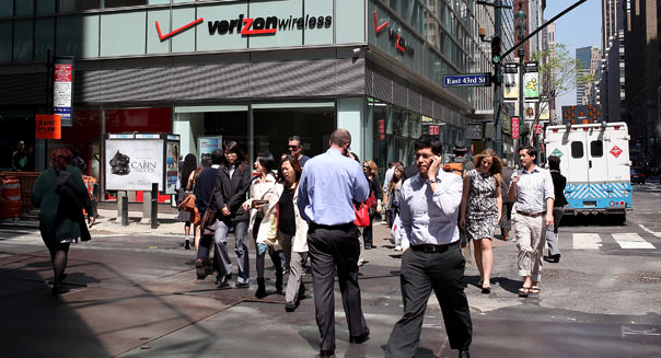 Verizon Wireless - Getty Images