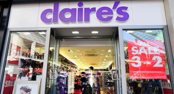 Claire's Stores: All Dressed Up and Ready to IPO - AOL Finance