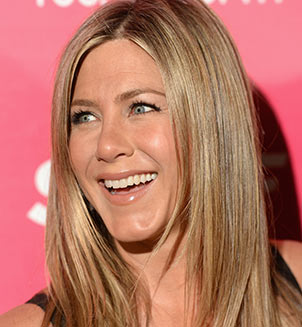 Jennifer Aniston April 30, 2013 in Los Angeles, California.