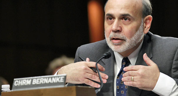 federal reserve chairman ben bernanke policy meeting investors interest rates