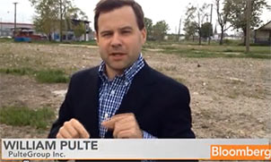 Bill Pulte says the only way to truly save Detroit and get the housing market functioning properly again is to destroy large swaths of the city as quickly as possible.