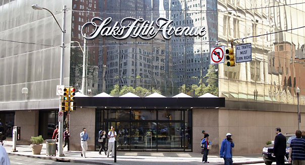 Hudson's Bay to Buy Saks for $3 billion