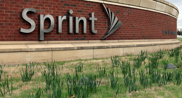 sprint headquarters softbank buyout telecommunications cellphone carrier