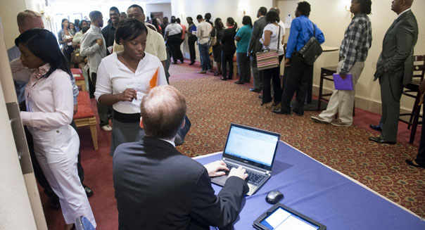 weekly jobless claims unemployment benefits labor market economy