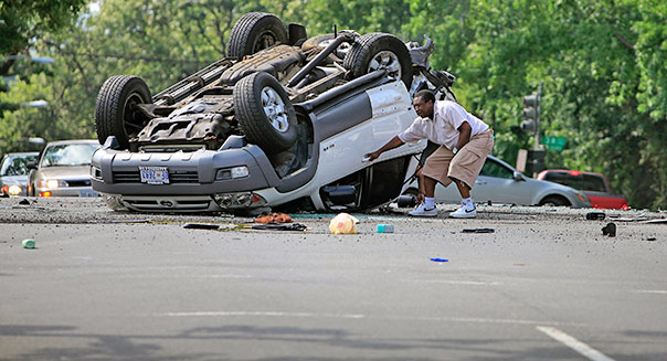 Car accident umbrella insurance