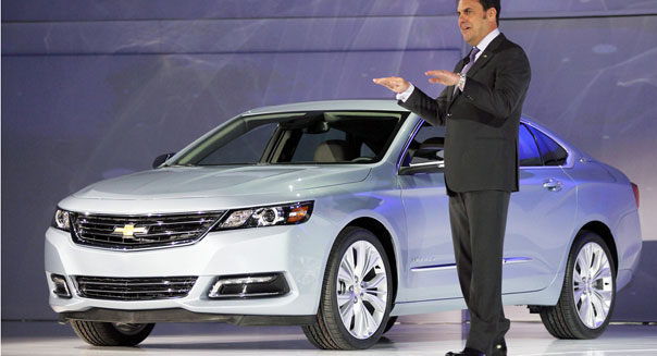 gm earnings chevy impala stocks investing wall street automotive industry