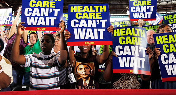 Health care delays Obama