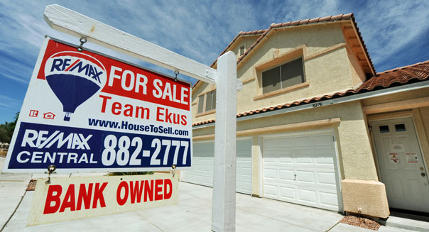home foreclosures banks mortgages house buying real estate