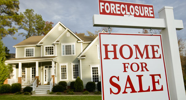 home foreclosure realtytrac corelogic real estate economy mortgage crisis