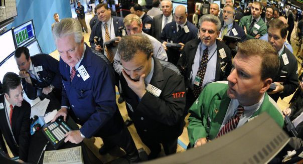 wall street stocks investing flash crash