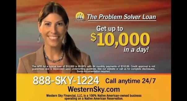 Western Sky Loans >> Western Sky Financial Sued For Charging Interest Rates As High As