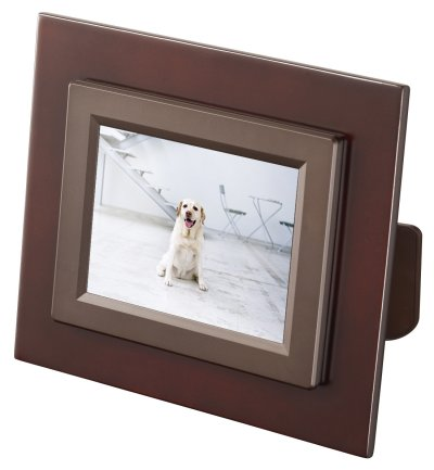 New digital picture frames from Smartparts and Siren