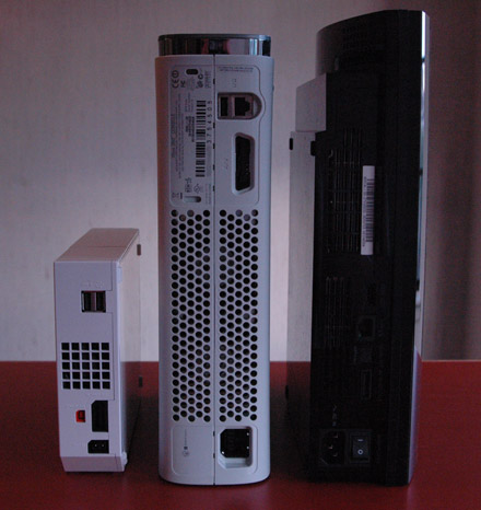 PlayStation 3 vs. Xbox 360 vs. Wii Xbox 360 Vs Ps3 Vs Wii