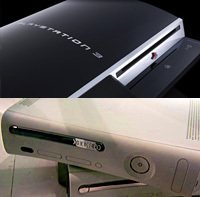 PS3 and Xbox360
