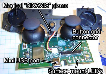 how to make a ps360 controller here s the next layer of the controller note how it s quite complicated compared to the 360 s the main thing to keep in mind here is the position of
