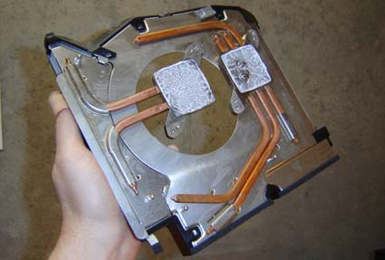 No wonder copper's so expensive. Or rather, why the PS3 is...