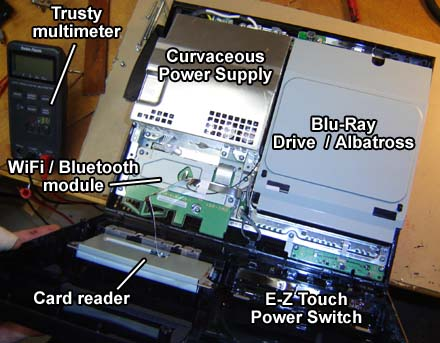 Overview of the PS3 guts