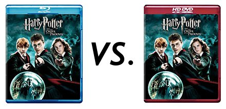 Harry Potter vs
