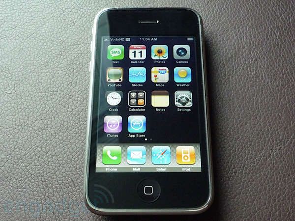 Iphone 2008 iPhone 3G revie...