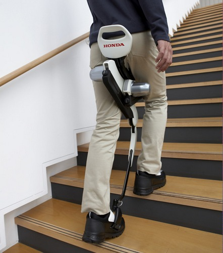 Honda introduces new walking assist machine, doubles as bionic wedgie maker
