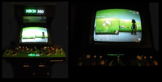 xbox 360 arcade cabinet the you at a price