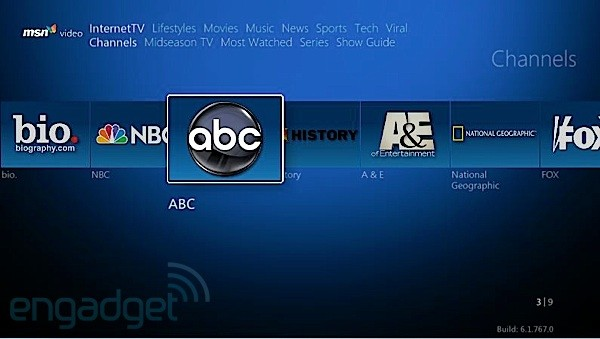 Internet TV Beta