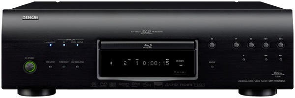 Denon DBP-4010CI universal Blu-ray player