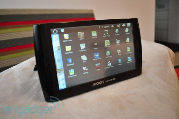 New Drivers: Archos 7c Tablet
