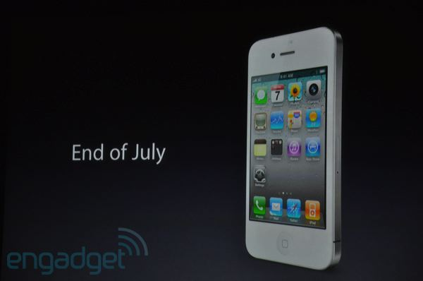 when was the iphone 4 released live from apple s iphone 4 press conference 7984
