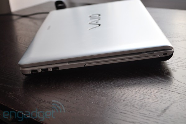 Sony Vaio VPCEC25FX/WI TouchPad Settings Windows