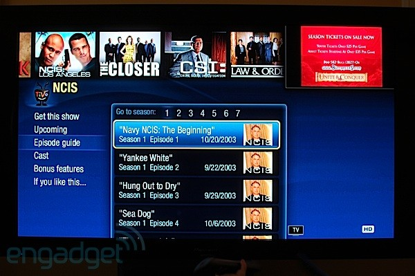 TiVo Episode Guide