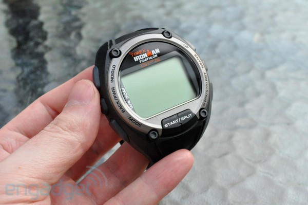 timex ironman global trainer review rh engadget com Timex Watch Instruction Manual Timex Indiglo Instruction Manual
