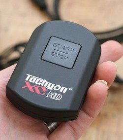 Tachyon XC HD helmet camera review