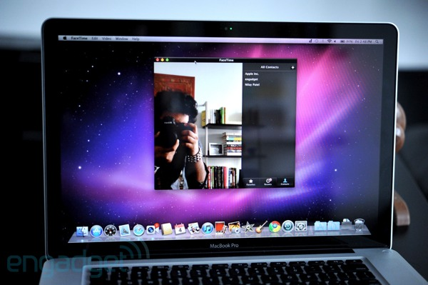 how to close the camera on facetime