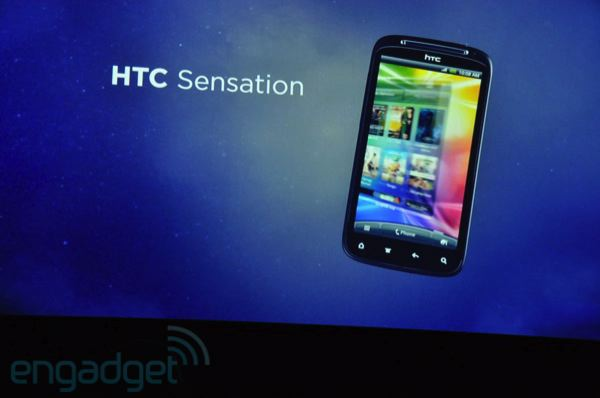 Live from HTC's April 12th event!