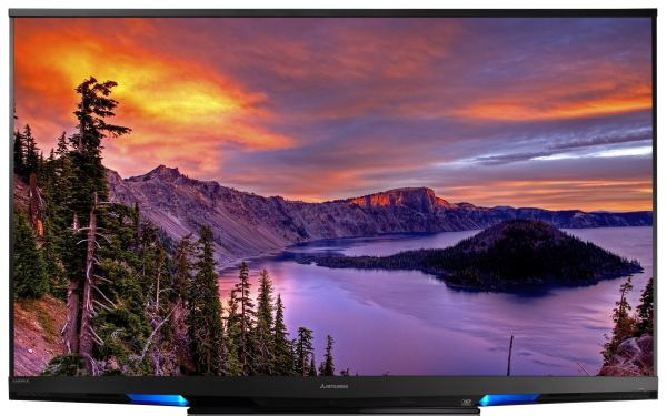 Mitsubishi officially prices 2011 HDTVs including a 92-inch