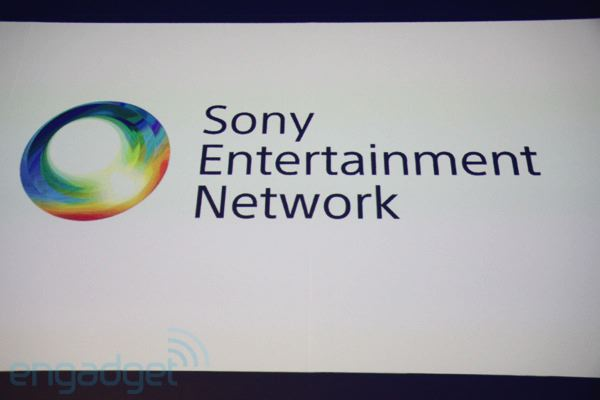 Live from Sony IFA 2011 press event