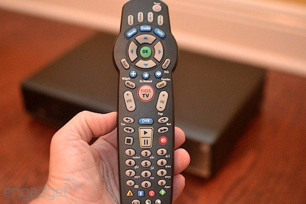 Verizon FiOS TV remote