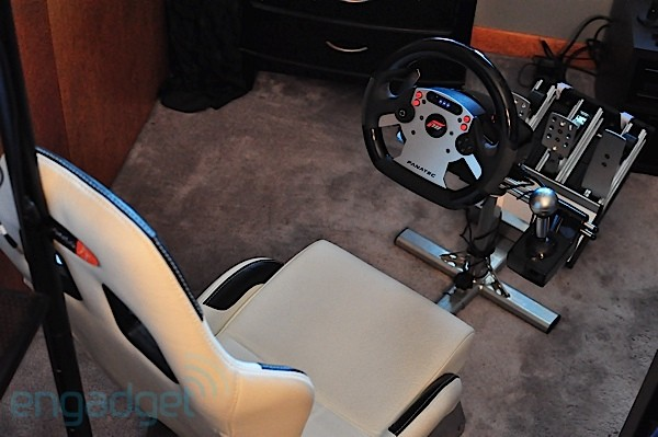 Fanatec Forza Motorsport CSR wheel and Elite pedals review