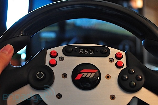 Fanatec Forza Motorsport CSR wheel and Elite pedals review ... on