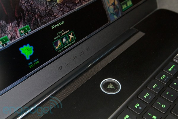 Unlike Some Of Its Flashier Contemporaries Razer Didnt Team Up With A Speaker Manufacturer To Serve Audio On The Blade