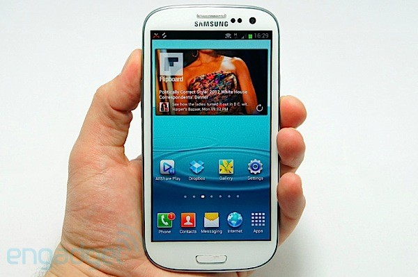 Samsung Galaxy S III preview: hands-on with the next Android superphone