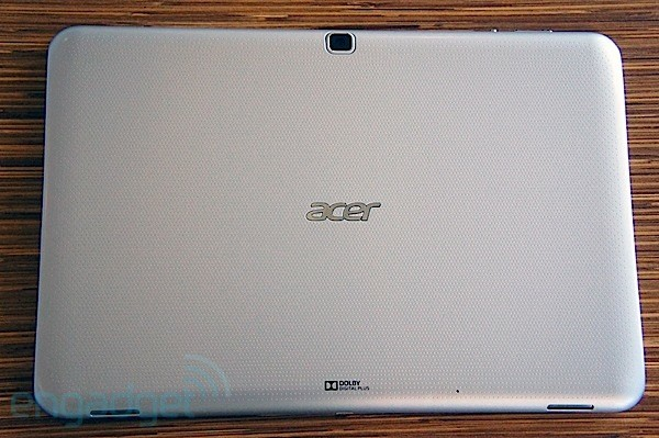 DNP  Acer Iconia Tab A700 review