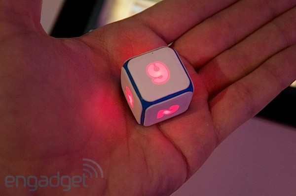 DICE wants to team with screens and usher in an era of powered board games handson