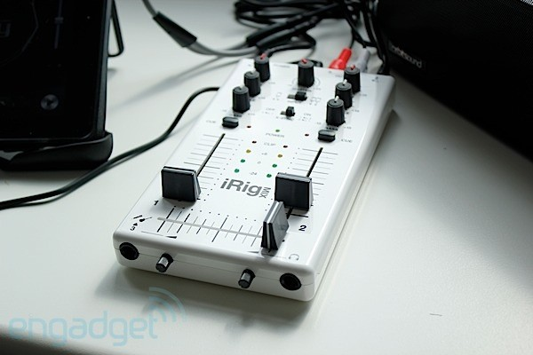 IK Multimedia iRig MIX review