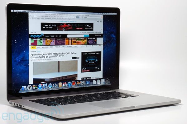 DNP Apple MacBook Pro with Retina display review mid 2012