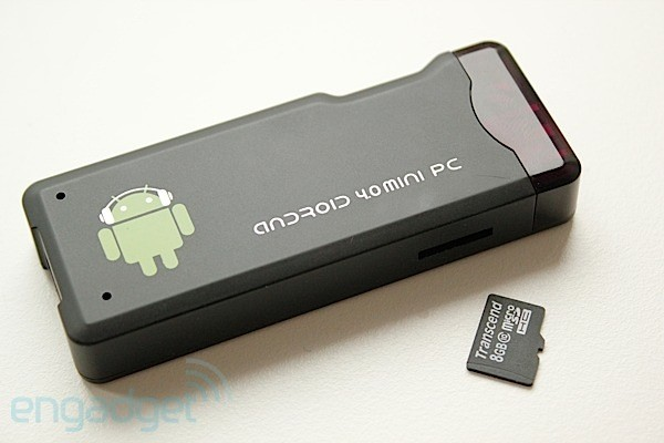 Android 4.0 MK802