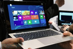 The Ultrabooks of Computex 2012