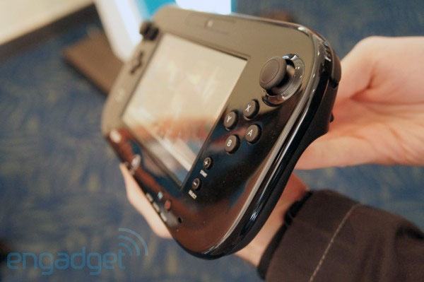Nintendo Wii U and games handson video